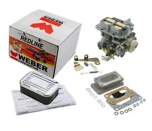Weber 38 Dges Carburetor Kit For Toyota Corolla Tercel 2tc 3tc 3a 4a K740 38