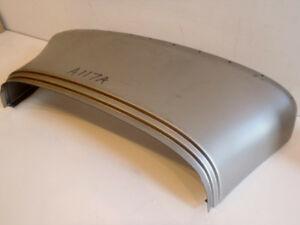 Ford Model A Gas Petrol Fuel Tank Steel Cowl Cover Ribbed Upper Firewall 1928 29