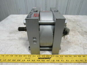 Milwaukee A61 Pneumatic Air Cylinder Fixed End Clevis 8 Bore 10 Stroke