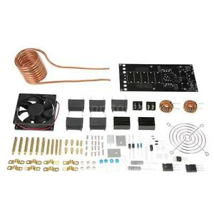 Dc 12 40v 1000w 20a Zvs Induction Heating Board Module Heater Brass Coil Diy Kit