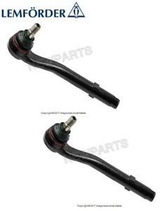 For Land Rover Range Rover Set Of Left Right Outer Tie Rod Ends Lemfoerder