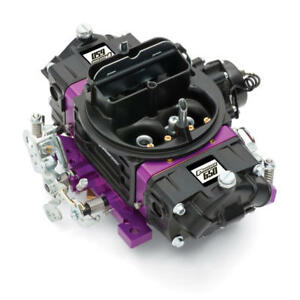 Proform Carburetor 67312 Black Street 650 Cfm 4bbl Mechanical Black Purple