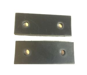 1933 1946 Chevrolet Trucks Radiator Support To Frame Pads Pair 615 33 Free Ship