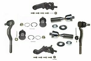 For Toyota Tacoma 4wd 1995 2004 Front End Steering Rebuild Package 6 Lug Kit