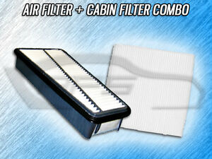 Air Filter Cabin Filter Combo For 2006 2007 2008 Toyota Tacoma 4 0l Only