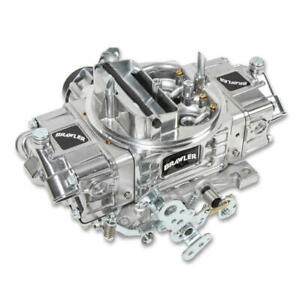 Quick Fuel Carburetor Br 67255 Brawler Diecast 650cfm 4bbl Mechanical Secondary