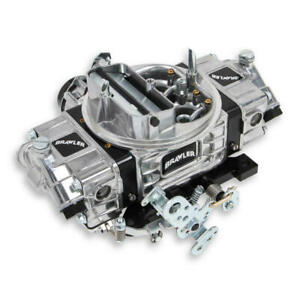 Quick Fuel Carburetor Br 67213 Brawler Street 750cfm 4 Barrel Mechanical