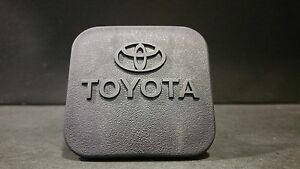 Toyota Tow Hitch Cover 4runner 96 98 99 07 08 09 10 Fjcruiser T100 Rav4 Tacoma