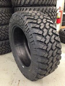 4 New 37x12 50r17 Nitto Trail Grappler Mud Tires 37125017 37 12 50 17 M t