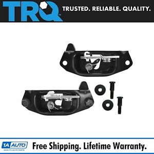Tailgate Tail Gate Latch Striker Bolt Kit Set For Chevy Gmc Silverado Sierra New