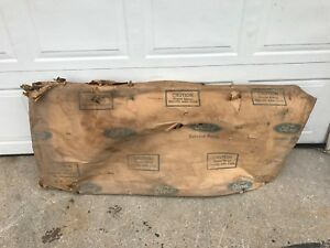 Nos 1961 66 Ford Truck Rf Fender F250 F350 4x4 Only C6tz