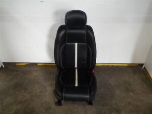 Passenger Front Seat Bucket Coupe Air Bag Leather Fits 10 12 Mustang 935561