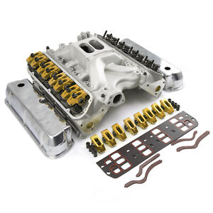Fits Ford 351w Windsor Hyd Ft 190cc Cylinder Head Top End Engine Combo Kit