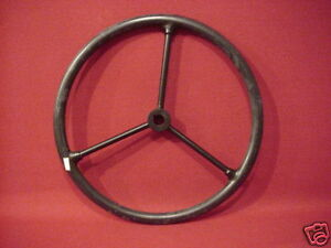 Steering Wheel Fits Oliver Model 60 Early Tractor