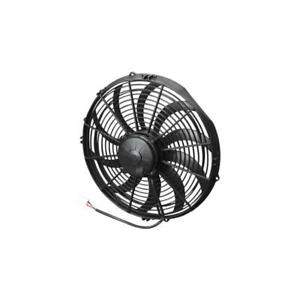 Spal Cooling Fan 30102056 High Performance Curved Blade 14 Single Electric