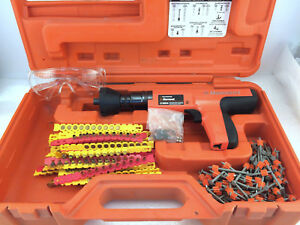 Ramset Red Head Cobra Fastening Tool With Carry Case