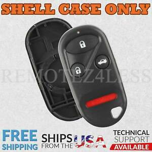 Shell Case Cover For 1996 1997 1998 1999 2000 2001 2002 Honda Accord Remote