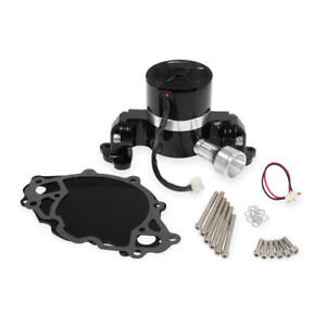 Frostbite Water Pump 22 118 35 Gpm Black Cast Aluminum For Ford 302351w Sbf