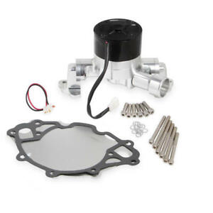 Frostbite Water Pump 22 117 35 Gpm Polished Cast Aluminum For Ford 302 351w Sbf