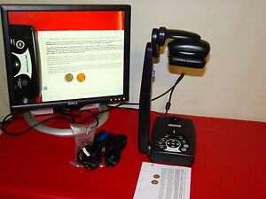 Avermedia Avervision 280 p0a3 Document Camera W Cables Night View Plug n play