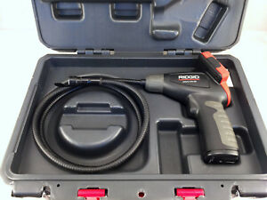 Ridgid Micro Ca25 Inspection Camera With Carry Case