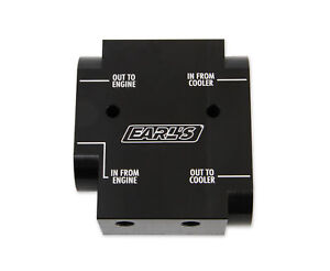 Earls 501erl Earls Oil Thermostat