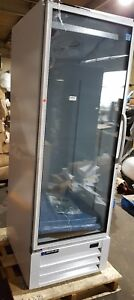New Master bilt Swing Door Full Height Bottom Mount Merchandiser Refrigerator