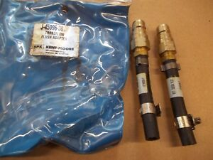 Kent moore J 45096 30 Transmission Flow Flusher Flushing Adapter Set Kit Tool