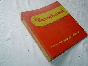 Farmhand Hard Cover Binder For Your Manuals