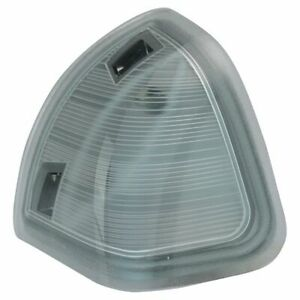 Tow Mirror Turn Signal Clear Passenger Right Rh For Dodge Ram Pickup Truck New