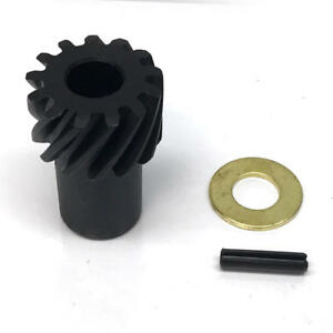 Renegade Distributor Drive Gear 98531 Melonized Iron 0 500 For Chevy