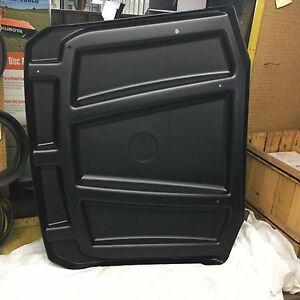 Kubota Black Plastic Canopy For Rtv X900 X1120d Part Vc5011