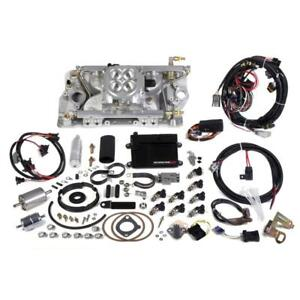 Holley Fuel Injection System 550 811 Avenger Efi Multi Point For Chevy Sbc