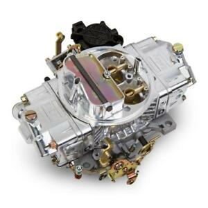 Holley Carburetor 0 85670 Street Avenger 670 Cfm 4bbl Vacuum Secondary Polished