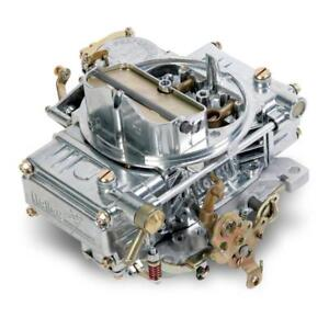Holley Carburetor 0 1850sa Original Performance 600 Cfm 4bbl Vacuum Aluminum
