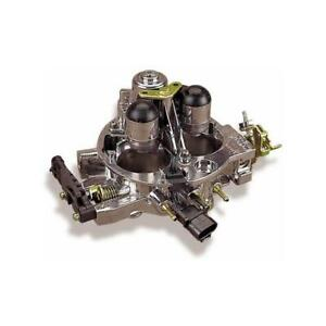 Holley Fuel Injection Throttle Body 500 6s Pro Jection 670 Cfm Polished 2bbl
