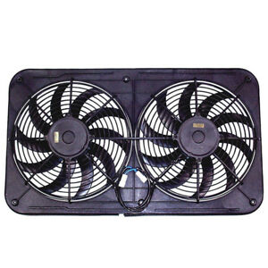 Maradyne Engine Cooling Fan Mjs23k Jetstreme 12 Dual Electric