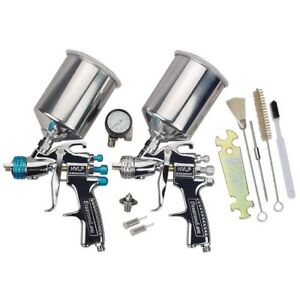 Devilbiss Startingline Hvlp Spray Gun Set 3420 00