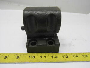 30mm Bore Cnc Turret Tool Holder Block W 0 75 Bushing