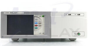 Agilent Hp 86122c Opt 021 100 Wavelength Meter Refurbished And Calibrated 1yw