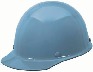 Msa Safety 454623 Skullgard Protective Cap Blue W Staz on Suspension
