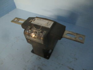 General Electric 753x2g9 Current Transformer Ratio 100 5 Type Jkc 3 Ge 100 5a