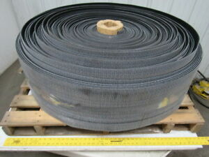 1 Ply Black Rough Top Incline Conveyor Belt 542ft X 11 7 8 0 275 Thick