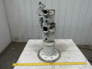 Rexroth Aa10vso Double Hydraulic Pump Stack Assembly