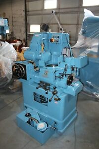 Heald 161 8 Hydraulic Rotary Surface Grinder