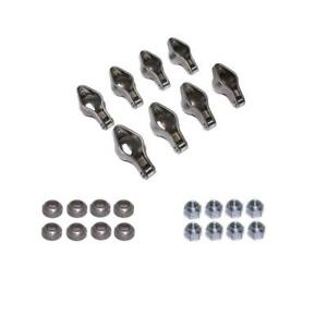 Comp Cams Rocker Arm Kit 1411 8 Magnum 1 7 7 16 Steel Roller Tip For Bbc Bbf