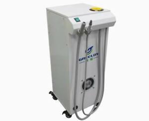 Greeloy Dental Movable Suction Unit Vacuum Pump Gs m300 Fly