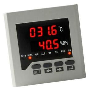 Digital Humidity Temperature Control Controller For Greenhouse Warehouse