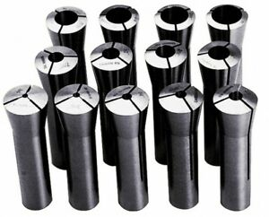 Mhc 13 Piece R8 Collet Set 1 8 To 7 8 Capacity 1 r8 13