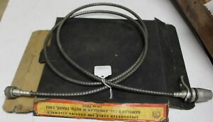 International Parts Speedometer Cable Set 7065 Rambler 1961 512